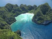 Заливът Мая Бей, остров Фи Фи Лей (Тайланд)