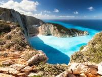 Плаж Навагио, остров Закинтос (Гърция)