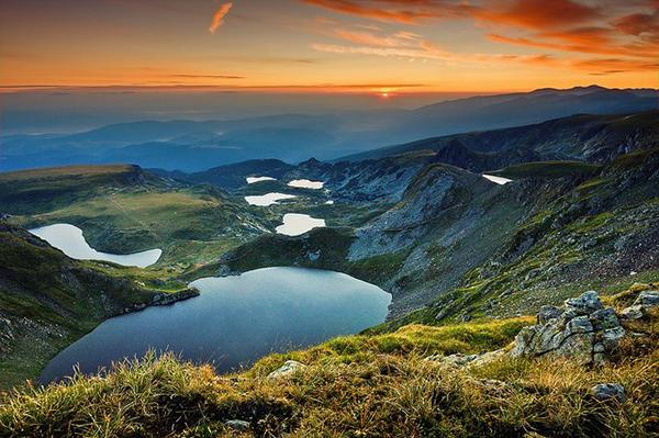 Седемте рилски езера
