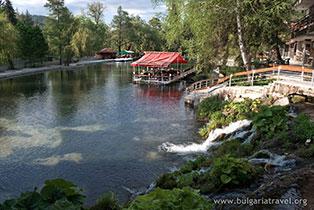 Езерото Клептуза, Велинград