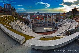 Античен театър, Пловдив