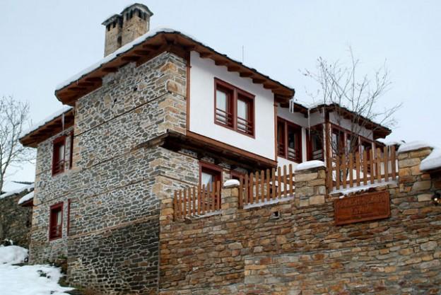 Комплекс Косовски къщи