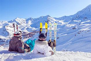 Топ 10 на зимните курорти в Европа